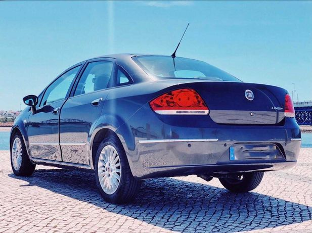 Fiat Linea Gasóleo