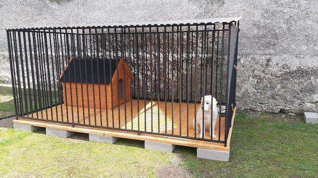 ZOBACZ!! Kojce/kojec, boksy dla psa. Montaż GRATIS! Różne rozmiary