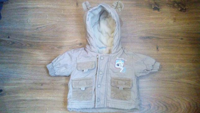 Детская куртка весна