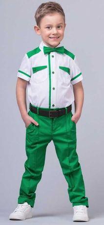 Нарядный костюм на мальчика на выпускной в садик