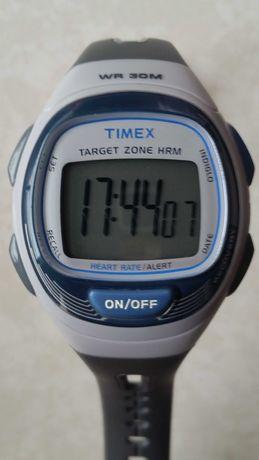Timex Target Zone HRM T5K539 męski zegarek sportowy