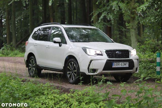 Subaru Forester Wersja Touring Najbogatsza wersja wyposażenia...