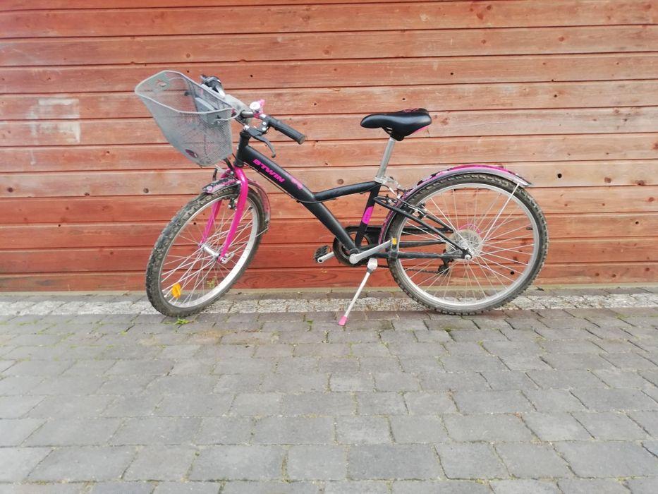 Rower dziewczęcy b-twin Łączyno - image 1