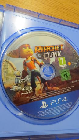 Ratchet & Clank jogo Ps4