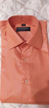 Мужская рубашка, размер s, Новая! Распродажа!