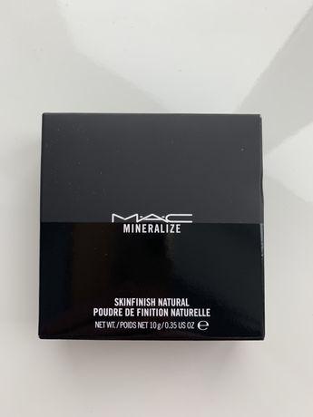 MAC минеральная пудра mineralize skinfinish natural