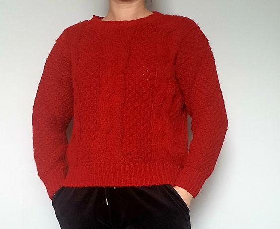 Sweter damski, rozmiar S