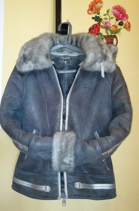 Куртка Дубленка Женская Днепр - изображение 1