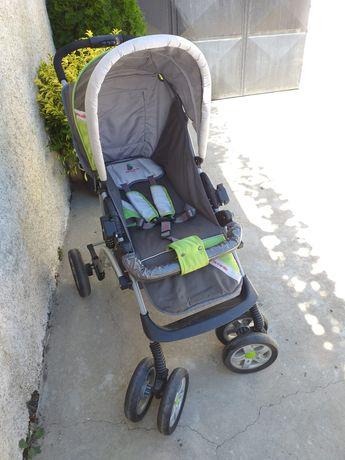 Carrinho de bebe+baby coker pierre cardan