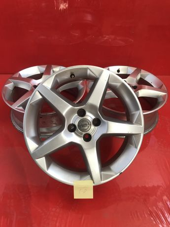 Легкосплавні диски Opel R17 4x100 ET 41 Renault Nissan Note Micra