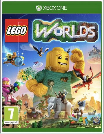 Lego Worlds na xbox one