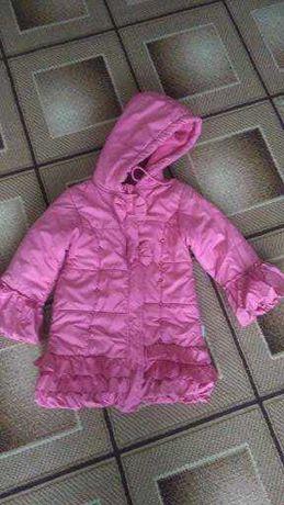 куртка и плащ для девочки