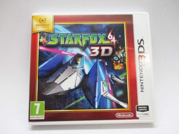 Jogo Nintendo 3DS STARFOX64 3D