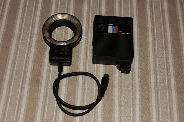Flash Anelar Soligor Auto Ringlight AR-30T