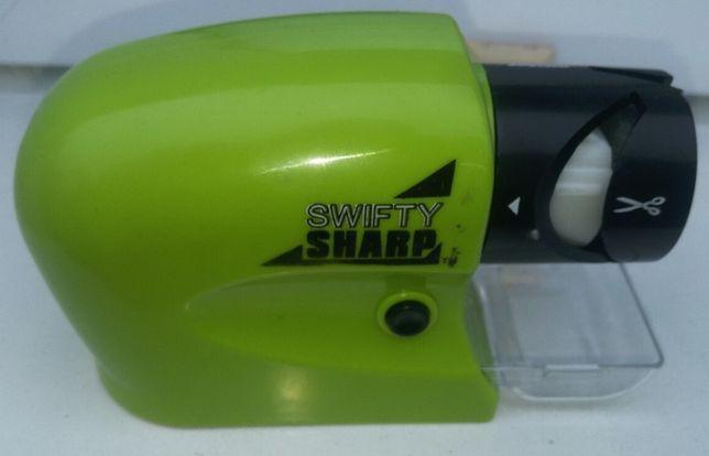 Мини точилка для ножа (ножницы) Swifty sharp