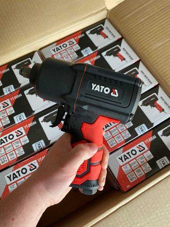 Пневматический гайковерт 1700 Нм YATO YT-09544 Польща! Оригинал!