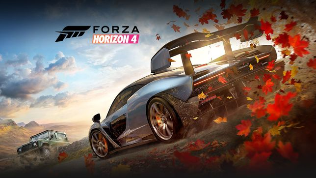 Forza Horizon 4 ULTIMATE издание + ВСЕ DLC Online