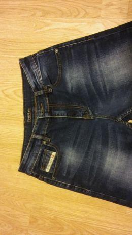 Jeansy młodzieżowe chłopięce