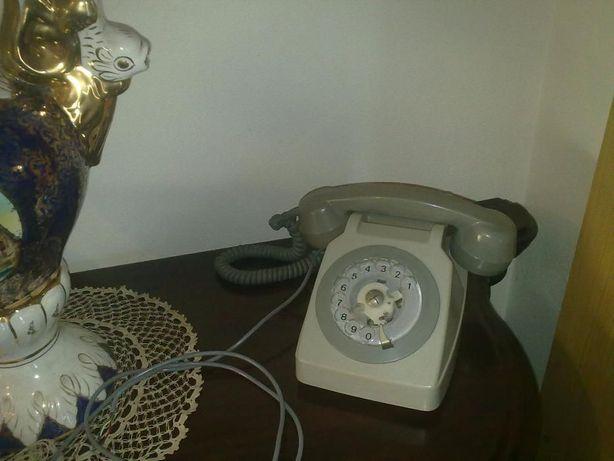 TELEFONE ANTIGO cinzento década de 70