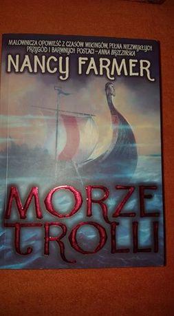 "Nowa książka ""Morze trolli"""