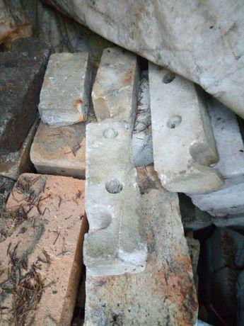 Szamot cegły, izolacyjne. Akumulacyjne kominki