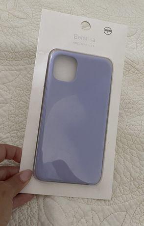 Capa para iPhone 11 - Bershka - Nova