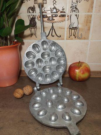 Орешница на 16 орешков, форма для выпечки орех, орешницы