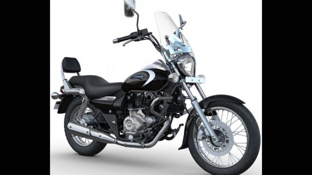 """Продаж нових мотоциклів """"BAJAJ AVENGER 220"""" гарантія"""