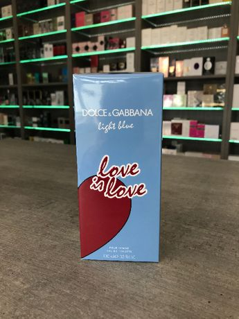 Perfumy Dolce&Gabbana Love is Love edt 100ml