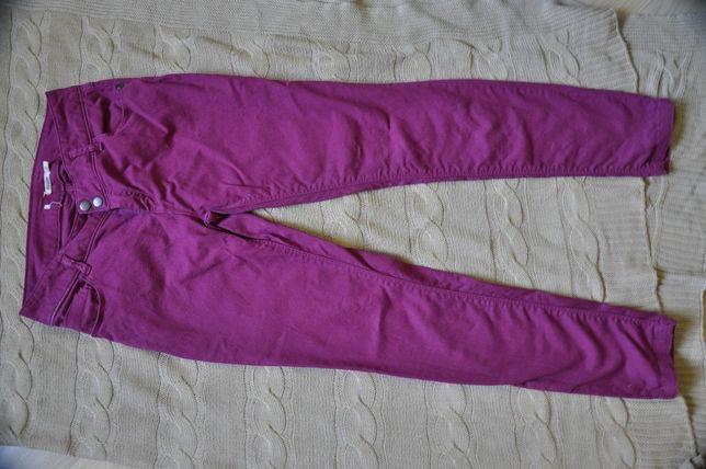Rurki spodnie jeansy r.40