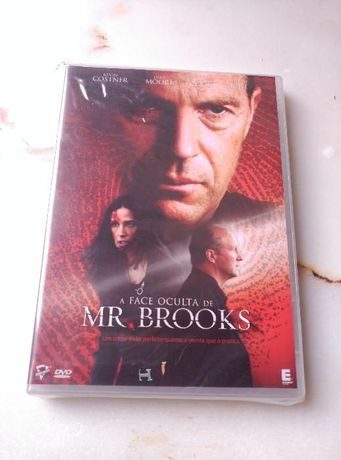 DVD A Face Oculta de Mr. Brooks (selado)