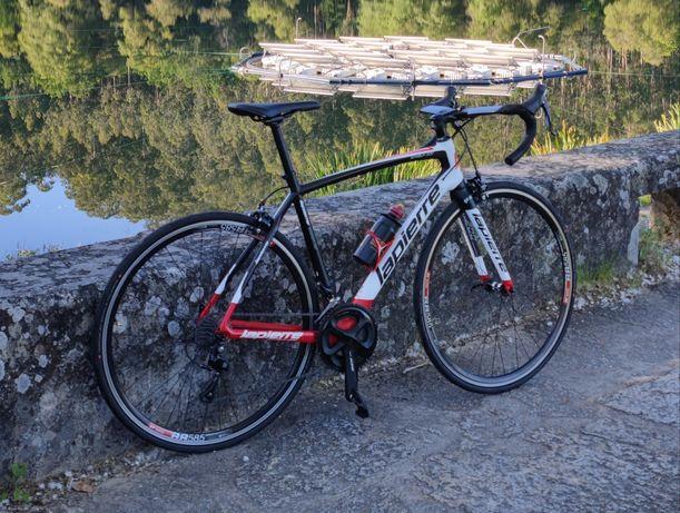 Bicicleta de estrada Lapierre full carbono 54 2018