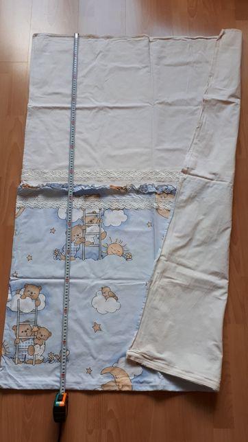 Детское постельное белье Ekobaby для кроватки