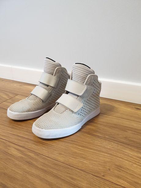Nike sneakersy buty damskie sportowe wysokie