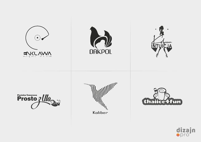 GRAFIK / Projekt logo, ulotki, wizytówki, banera, social media