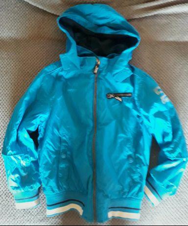 Niebieska kurtka przejściowa Palomino/ C&A 122