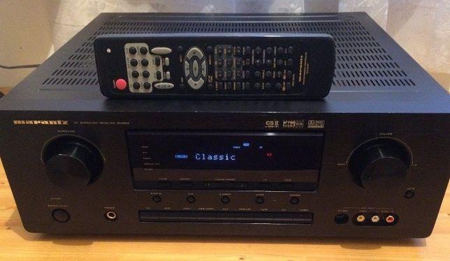Amplificador AV Marantz SR5300 Surround Receiver 6.1 - Home Theatre