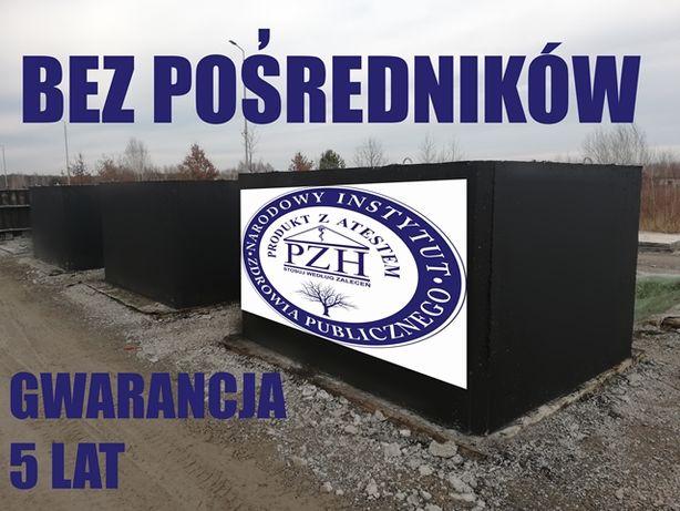 szambo szamba betonowe SZCZELNE Mszczonów Radziejowice Nadarzyn