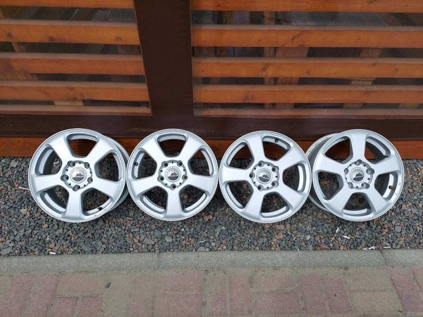 Легкосплавні диски 5*114,3R15 диски Renault, Nissan, Mazda,Kia, Honda