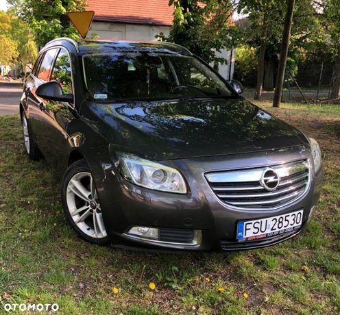 Opel Insignia 2,0 cdti klima, alufelgi, uszkodzony silnik
