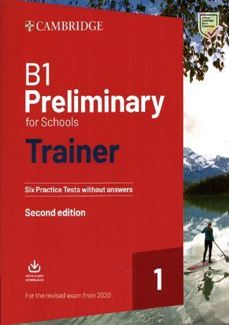 B1 Preliminary for Schools Trainer 2020