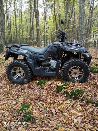 Quad SMC Exploer Argon 330S