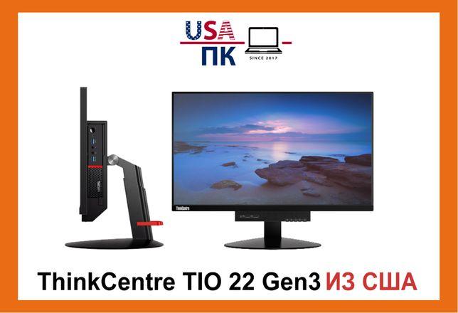 "Моноблок Lenovo ThinkCentre TIO 22 Gen3 / 22"" IPS/i7-4785t/16Gb/512SSD"