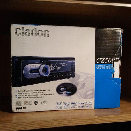 CLARION CZ509E radioodtwarzacz samochodowy