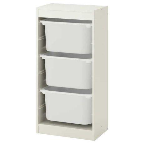 Органайзер для игрушек IKEA TROFAST белый в наличии!