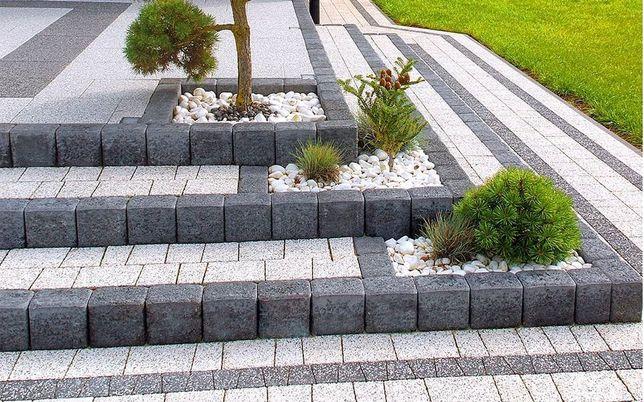 HIT! Palisady NOSTALIT betonowe do ogrodu