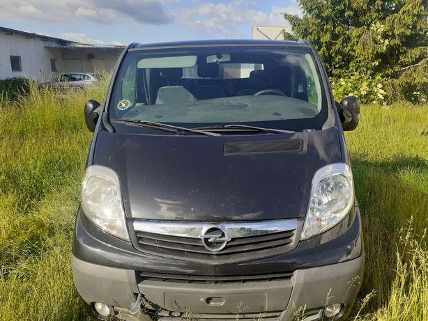 Opel vivaro 2008 rok z klimatyzacją okazja!