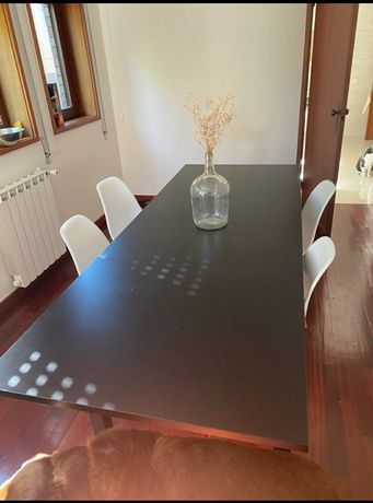 Mesa de jantar IKEA Extensível