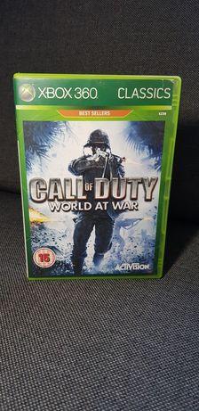 Call of Duty World At War na Xbox 360
