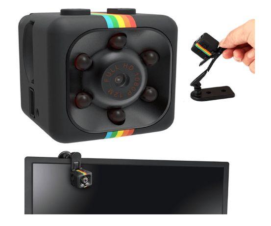 KAMERKA kamera INTERNETOWA do lekcji online z mikrofonem szpiegowska